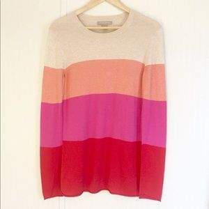 Banana Republic Color Block Sweater
